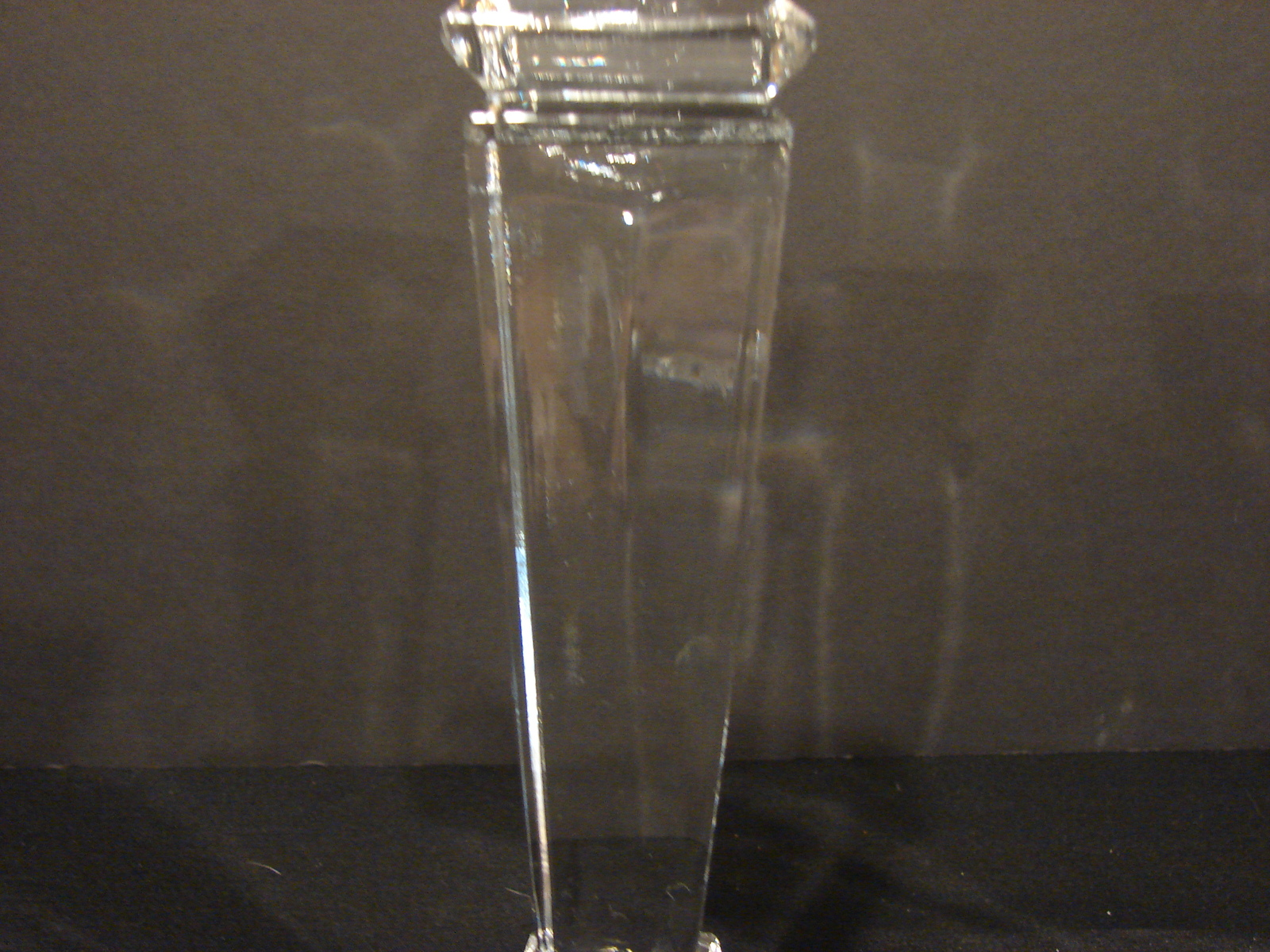 """Shannon Crystal 10"""" Candle Stick Holders (Set of 2),  image 4"""