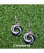 Cowboys Earrings - $19.88