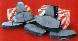 Toyota Avalon 1995-97 OEM FRONT Brake Pad Kit w/ Shims - $39.00