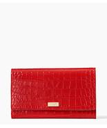 Kate Spade New York Wallet Travel Phoenix Bristol Drive Red - $126.72