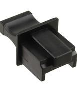 InLine® Staubschutz, für RJ45 Buchse, Farbe: schwarz, 100er Pack - $35.93