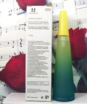 L'Eau D'Issey Pour L'Ete Summer EDT Spray 3.3 FL. OZ. 2005 Edition  - $139.99