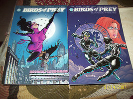 BIRDS OF PREY: BATGIRL / CATWOMAN & CATWOMAN / ORACLE - $12.00