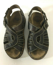 Dr. Doc Martens Docs Sandals 8329 Vtg 6 US 4 UK Overlap Fisherman Made E... - $39.59