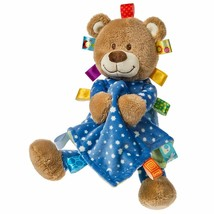 Taggies Starry Night Teddy Bear with Blanket Soft Toy Multi-color, New with tags - $19.99