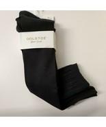 Black  Gold Toe Women's 2-Pk. Designer Fashion Socks Knee High - $11.30