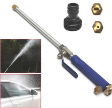 High Pressure Power Car Water Spray Gun Wand Attachment Jet Nozzle Tips - $13.99