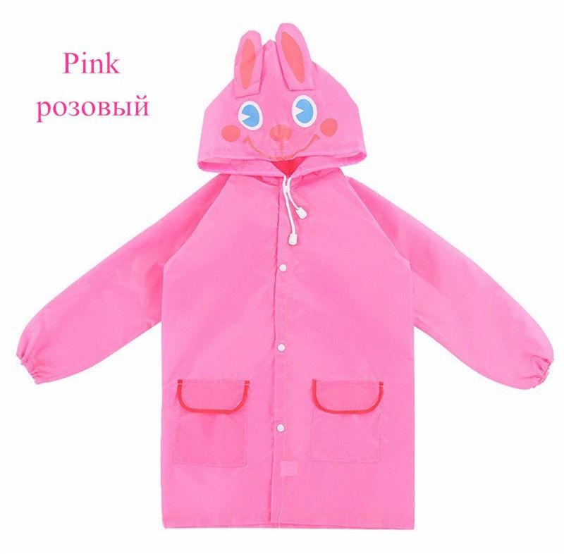 Waterproof Kids Rain Coat For Children Raincoat Rainwear Rain Suit Kids Boy Girl