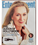 Meryl Streep, Twilight Explodes @  Entertainment Weekly Dec 5 2008 - $4.95