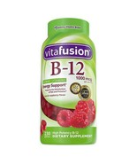 NEW vitafusion Vitamin B-12 1000 mcg., 230 Gummies FREE SHIPPING - $27.99