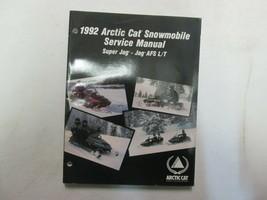 1992 Arctic Katze Schneemobil Super Jag Afs L/T Service Reparatur Shop M... - $24.69