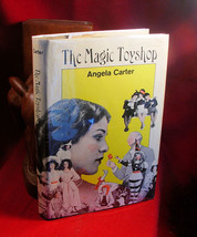 The Magic Toyshop by Angela Carter first edition in dust jacket - $122.50