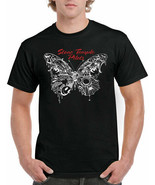 New STP Webbed Butterfly  LICENSED CONCERT BAND  T SHIRT - $22.76+