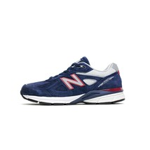 Mens New Balance 990 Made In USA Navy Red White Black M990BR4 - $139.99