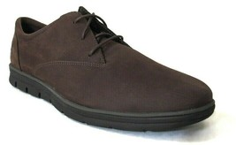 TIMBERLAND Broad street Men's Brown Nubuck Leather Oxfords Size 8.5 #5423A - $69.99