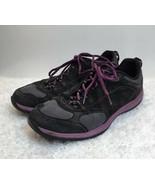 Clarks Outdoor Rock Gray/Purple Nubuck Lace Up Sneakers Shoes Men's US S... - $23.11