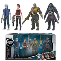 Funko Ready Player One Action Figure Set - Parzival, Artemis, Aech and I... - $19.27