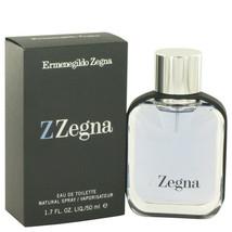 Z Zegna by Ermenegildo Zegna 1.7 oz EDT Cologne Spray for Men New in Box - $29.40