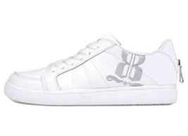 """Bloch S0515L Adult Size 4.5M White """"Klassik"""" Hip Hop Sneakers - $10.99"""