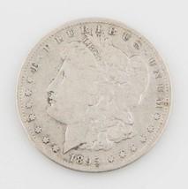 1895-S $1 Morgan Silver Dollar, Very Good Condition, Light Gray Color, Full Rims - $395.01