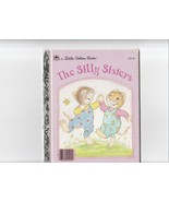 little golden book   the silly sisters  1989 - $3.97