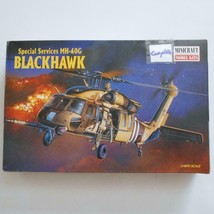 Minicraft Model Kits Blackhawk MH-60G Special Services Helicopter 1/48 K... - $39.59