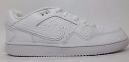 Nike Son Of Force (GS) Big Kids Shoes Size 5 Y (M) EU 37.5 White 615153-109