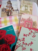 Greeting cards lot Unused  - $12.97