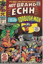 Not Brand Echh Comic Book #5 Marvel Comics 1967 VERY FINE - $25.07