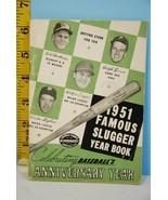 1951 Louisville Slugger Famous Slugger Yearbook... - $27.84