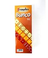 BUNCO Frangelico Original Hazelnut Liqueur Dice Game New Open Box Unused - $14.95