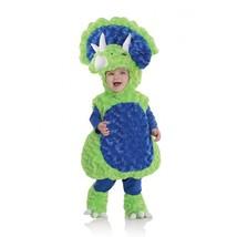 Underwraps Triceratops Vientre Bebés Bebés Niños Disfraz Halloween 26111 - $30.36