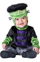 Incharacter Monster-Boo Victor Frankenstein Bambino Neonato Costume Hall... - $26.23