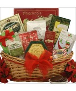 Tidings of Joy: Medium Gourmet Holiday Christmas Gift Basket CHTSM - $68.99