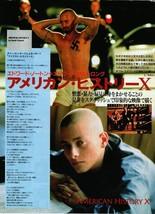 Edward Furlong teen magazine pinup clipping shirtless American History X Japan