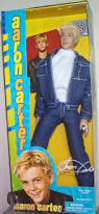Aaron Carter 2001 Play Along 80000 Denim Jacket and Pants-New in Box - $24.99