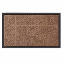 "Outside Shoe Mat Rubber Doormat for Front Door 18""x 30"" Outdoor Mats Ent... - $18.18"
