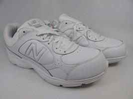 New Balance 405 Women's Walking Shoes Sz US 10 D WIDE EU: 41.5 White WW405SX2
