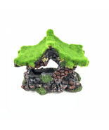 1Pcs Mini Resin House Miniature House Fairy Garden Micro Landscape Home ... - £12.23 GBP