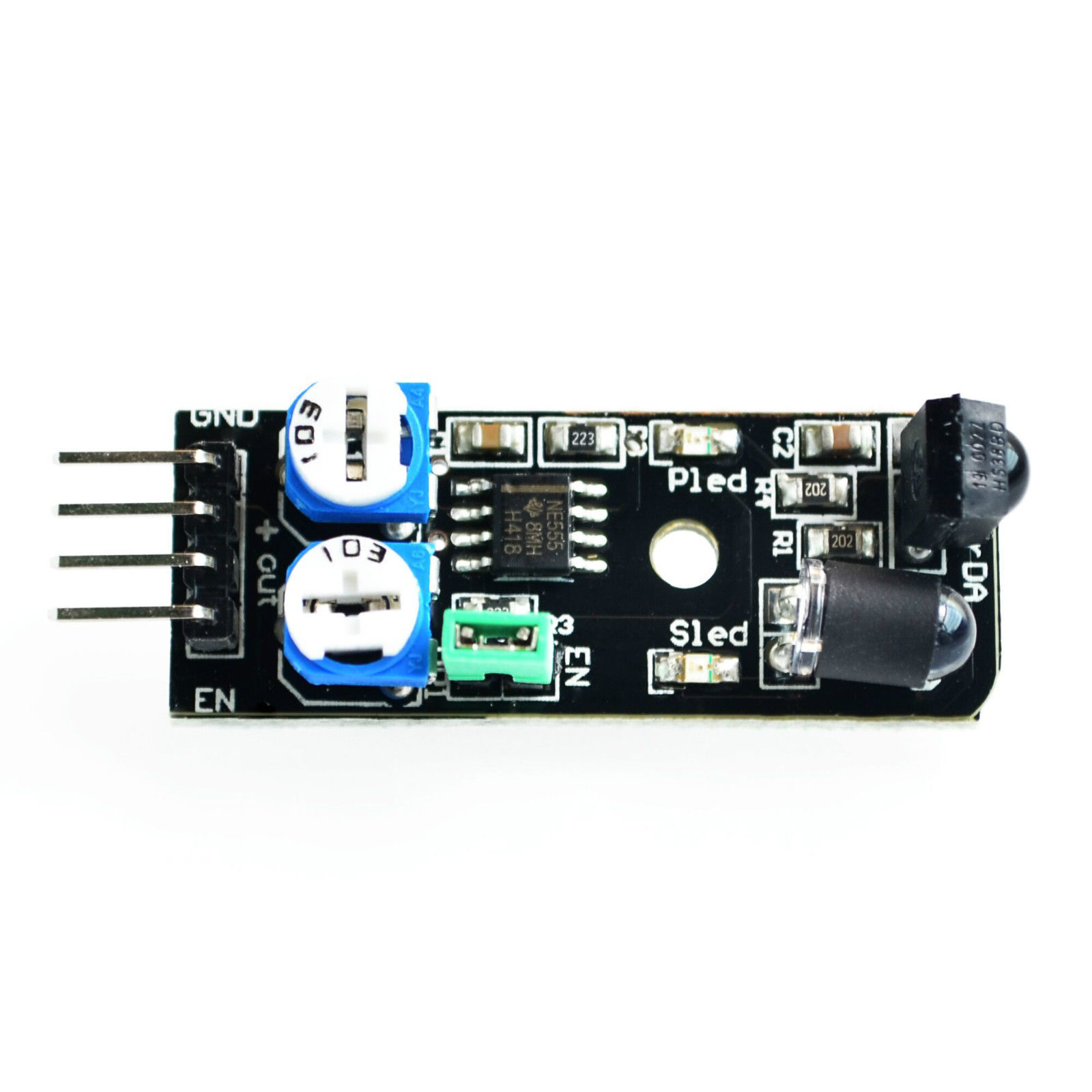 KY-032 4pin IR Infrarot Hindernisvermeidung Sensor Modul für Arduino Diy Smart