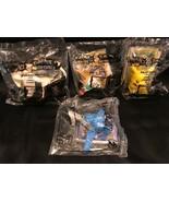 Pokemon McDonalds Happy Meal Toys Lot of 4 Solgaleo Latios Rowlet Pikachu - $19.99