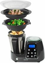 Prixton Kitchen Gourmet KG200 Robot Of Multifunction Programmable Steel ... - $451.61