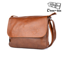 fashion men women messenger bag shoulder bag re... - $66.54
