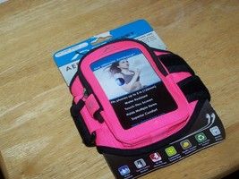 Armpocket Aero i10 Running Sports Armband iPhone iPods Keys Pink  Medium... - $19.99