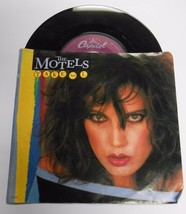 """VINTAGE VINYL 45 RECORD THE MOTELS """"TAKE THE L"""" & """"MISSION OF MERCY"""" ©1982 - ₹706.09 INR"""