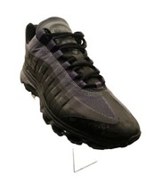 Nike 511307 009 Mens Air Max 95 + Black Anthracite Grey Running Shoes 9.... - $123.75