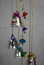 Avon Shimmering Bell Ornament with Chimes 1998 - $17.59