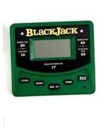 Black Jack Las Vegas Style Electronic Handheld Game Rec Zone Model CB100... - $12.19