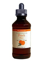 LorAnn Super Strength Peach Flavor, 4 ounce bottle - Includes a Child... - $19.75