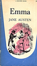 Emma By Jane Austin - $3.50